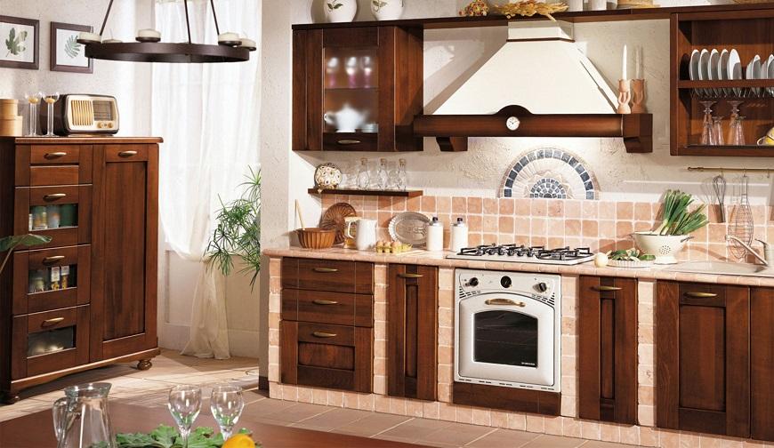 ▷ Cucine classiche Roma